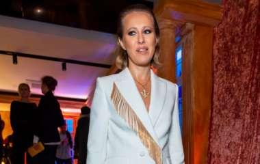 «Вы просто не вели свадьбу в Норильске»: Собчак в белом платье благословила богатых