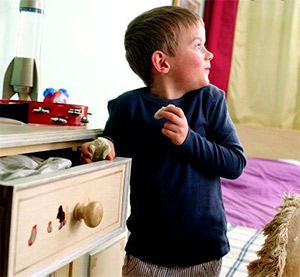 все Ребенок берет чужие вещи без спроса прекратили