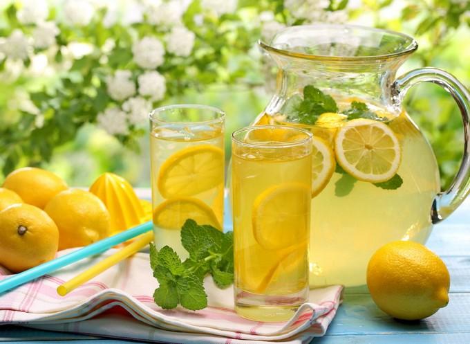лимонад с мятой рецепт
