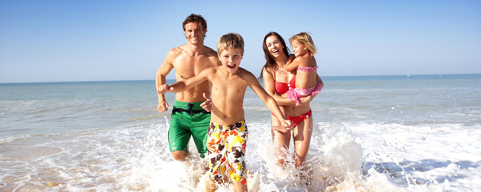 Картинки семейный отдых летом