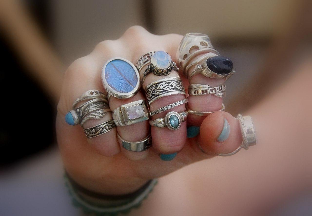 Магия колец: как носить кольцо с пользой изоражения