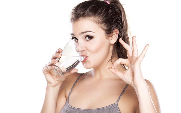 похудение с помощью воды с лимоном