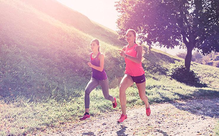 каким спортом заниматься летом