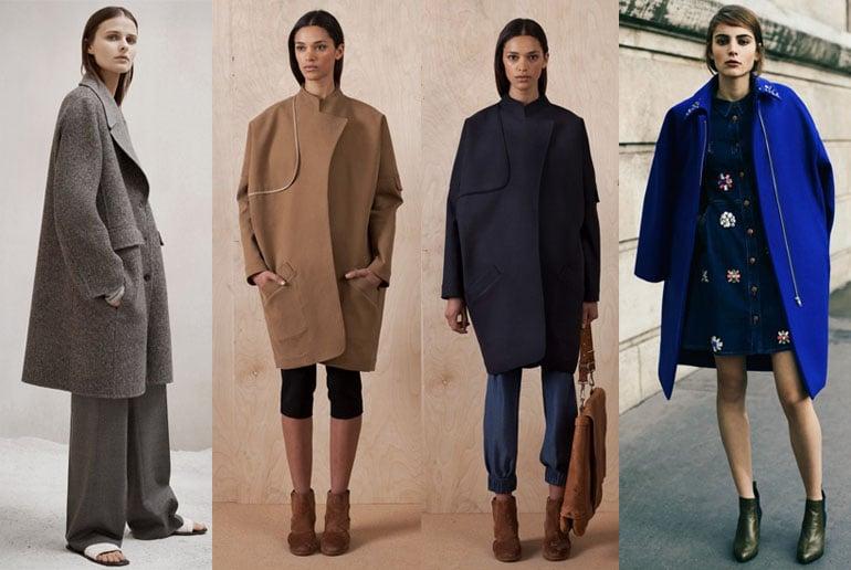 438967cdb72 Модные пальто осень-зима 2016-2017