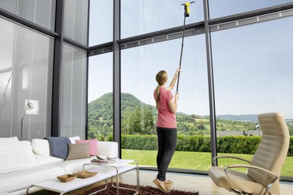 Как быстро и легко вымыть окна