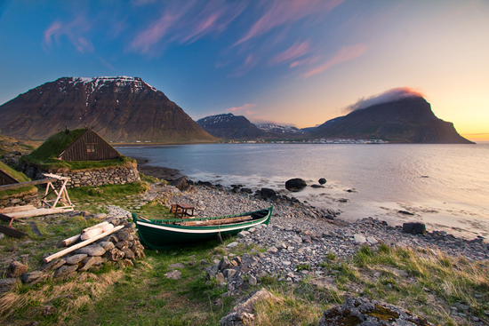 курорты исландии