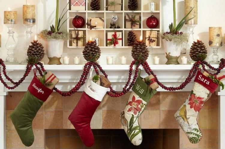 Рождество и новый год идеи украшения дома своими руками
