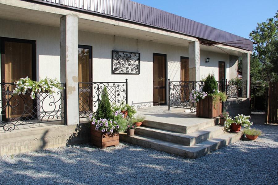 Современные и уютные гостиницы Кабардинки