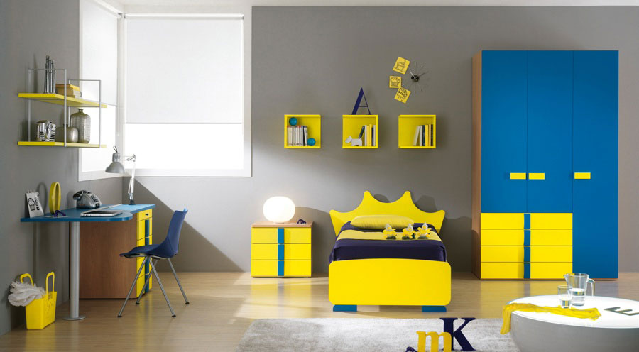 Детская мебель: на что обратить внимание при выборе
