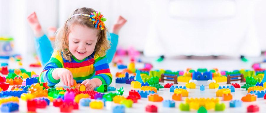 Правильные игрушки для ребенка