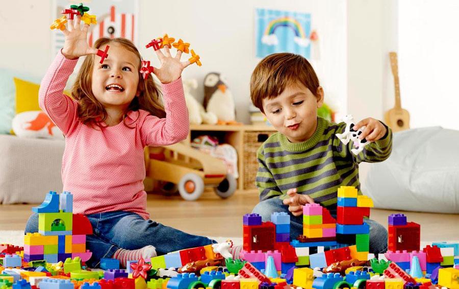 Выбираем подарок для ребенка. Конструктор Лего