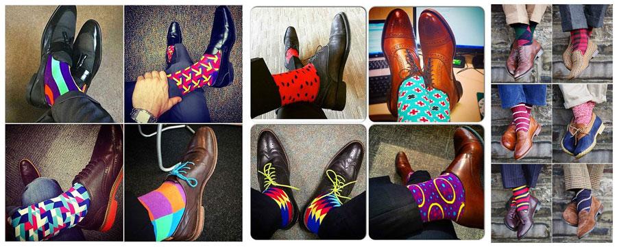 Как выбрать хорошие мужские носки