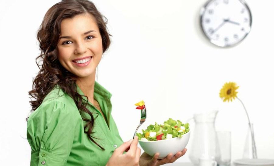 Здоровье женщины - в здоровом питании