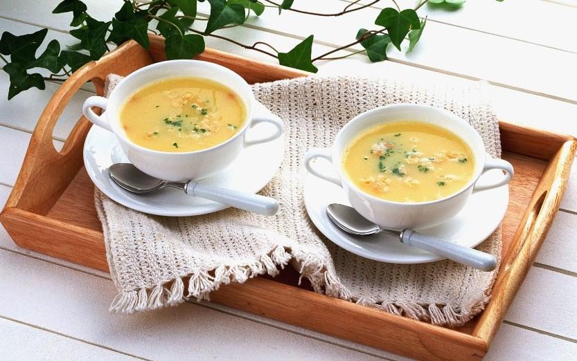 Рецепты жиросжигающих супов