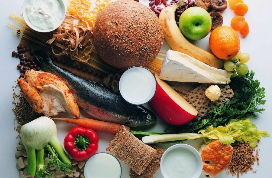 Примерный подсчет калорий
