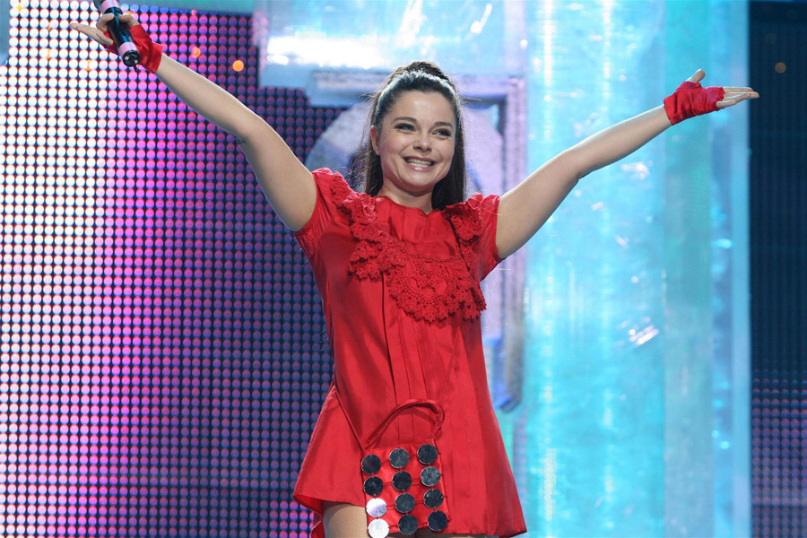 Наташа Королева блистала в платье от Валентина Юдашкина за 80 тысяч рублей