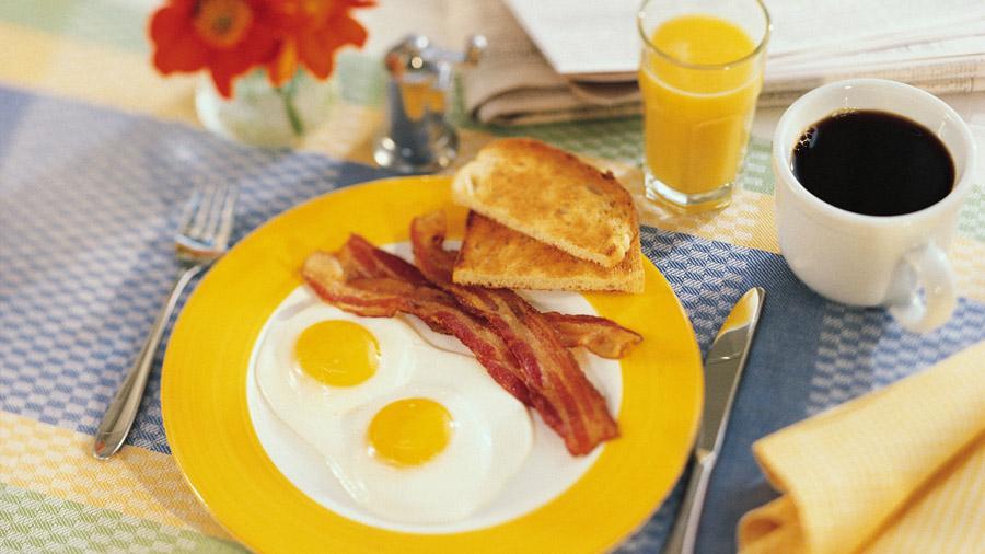 Рецепт вкусного завтрака