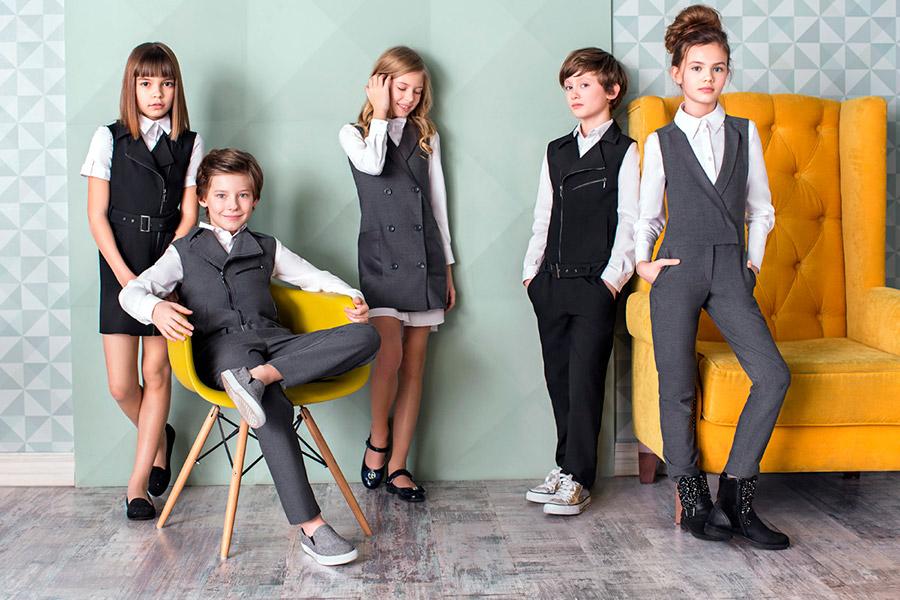 Школьная форма 2018: мода для школьников девочек и мальчиков
