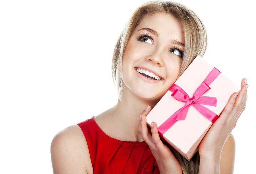Какая девушка такие и подарки 560