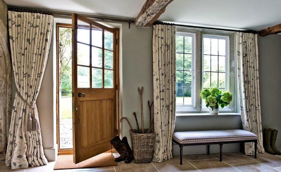 Выбор штор в дом и квартиру: виды, типы, применение