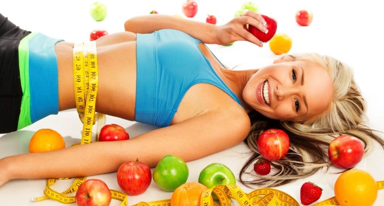 здоровое питание и красота