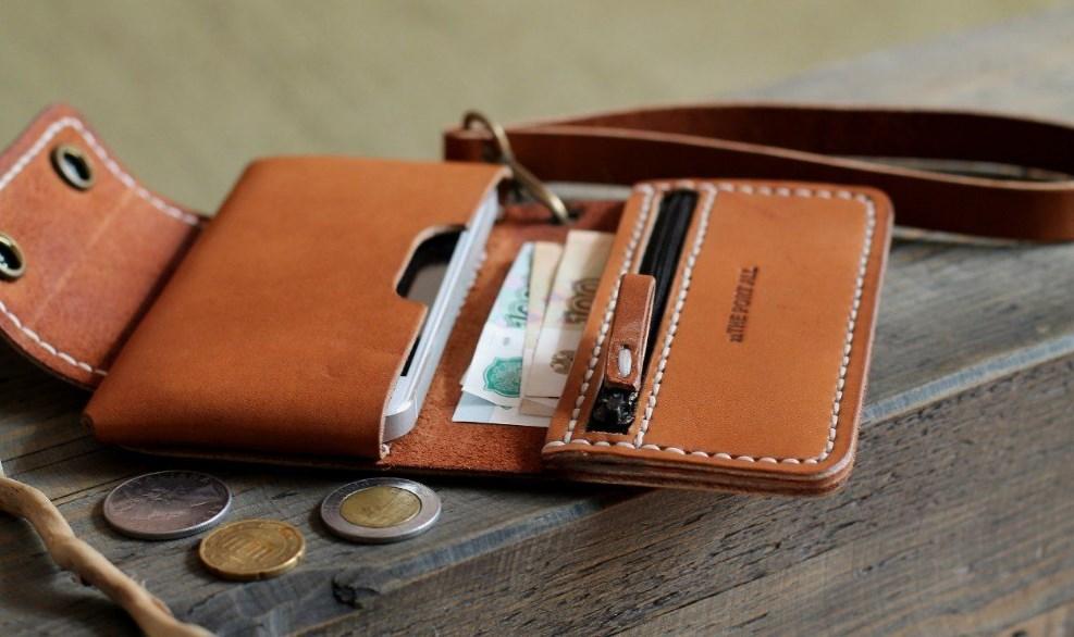 Выбираем кошелек и кредитницу