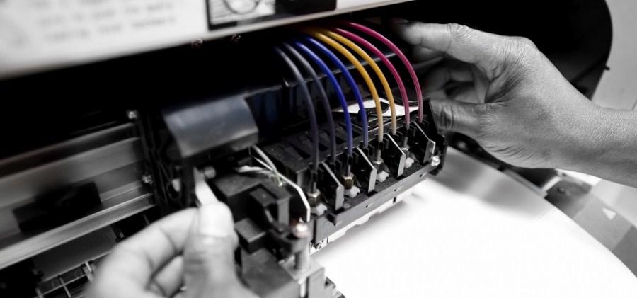 Копировальная и печатная техника для офиса