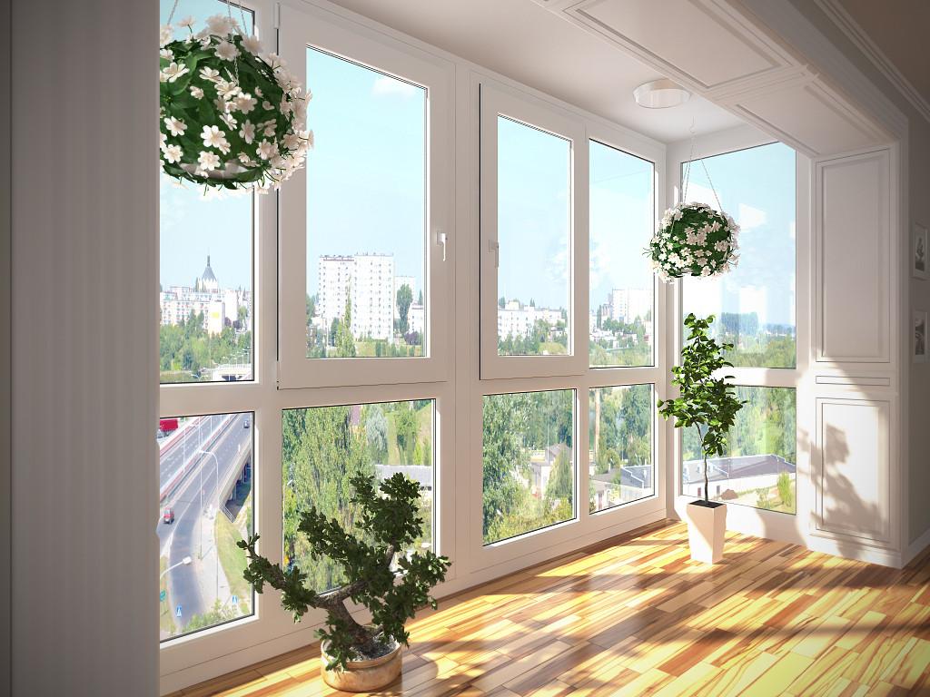 Качественные окна из ПВХ профиля