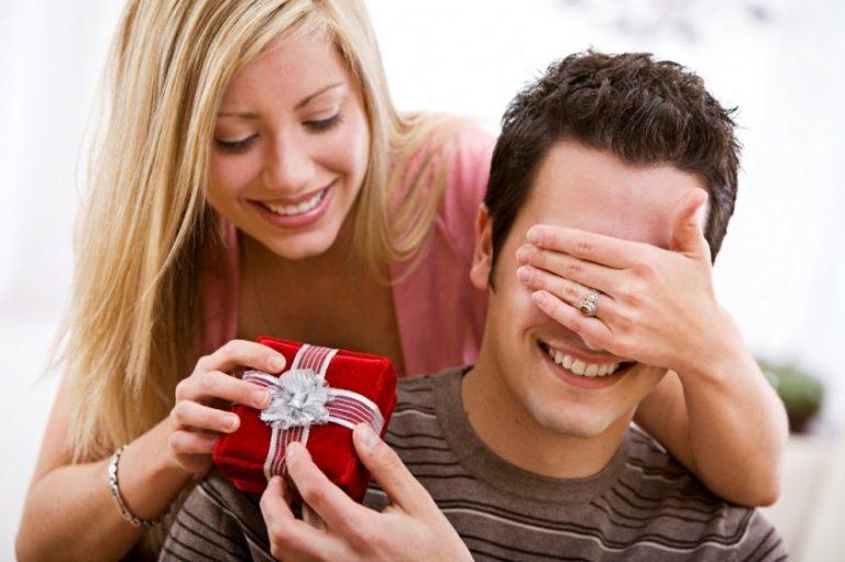 Подарки для мужчин от девушки 865