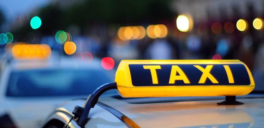 Такси. Наилучший способ движения