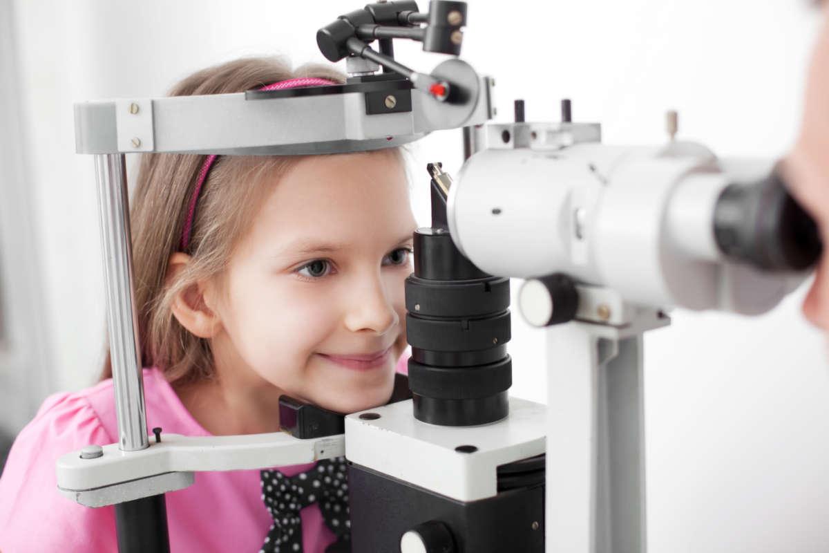 Диагностика дальнозоркости у детей