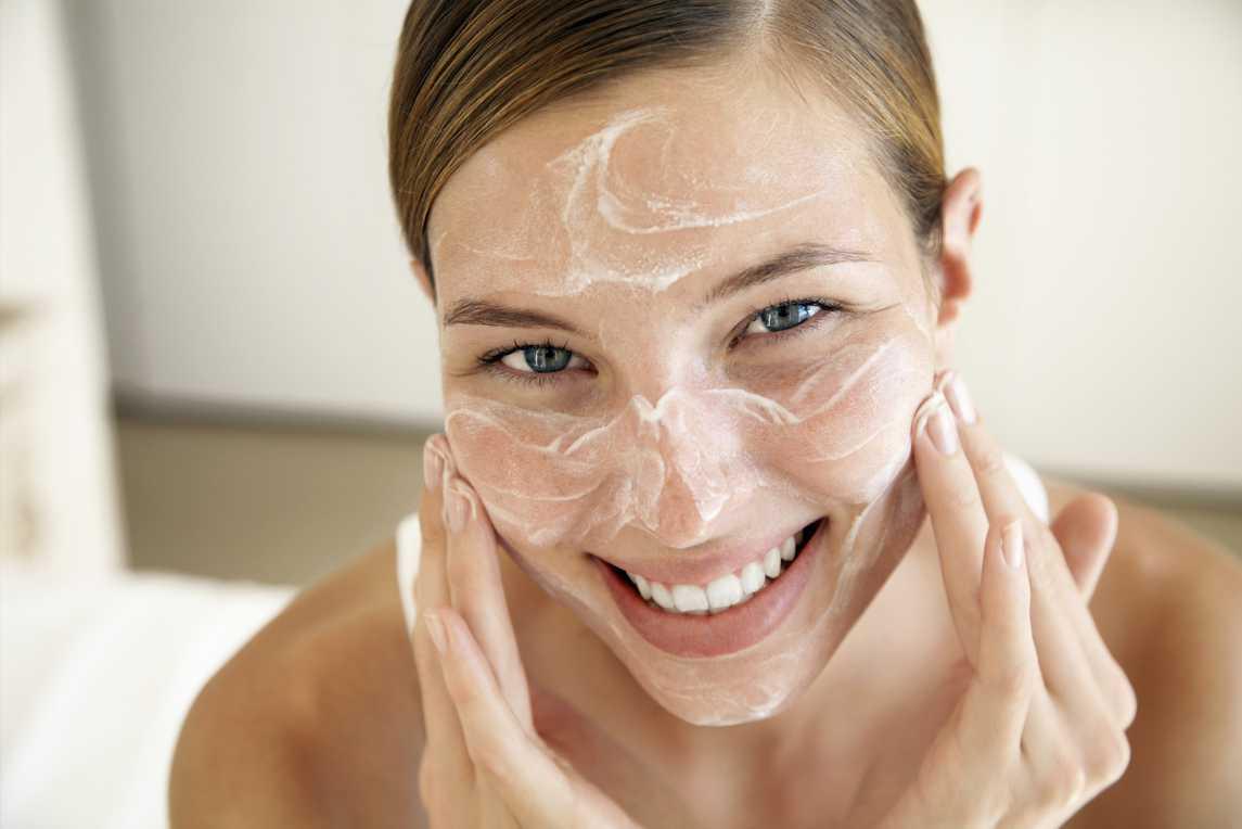 Как очищать комбинированную кожу в домашних условиях