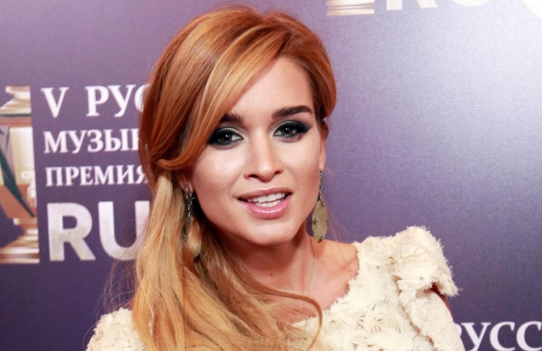 Ксения Бородина блистала в эффектном платье