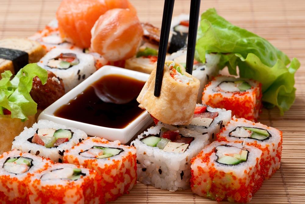 Доставка суши как удобная услуга