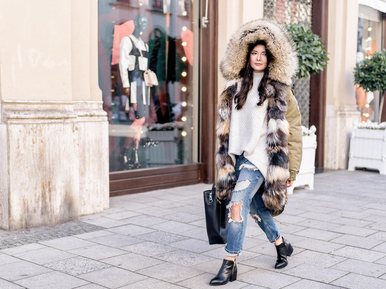 Модные тенденции меховых изделий