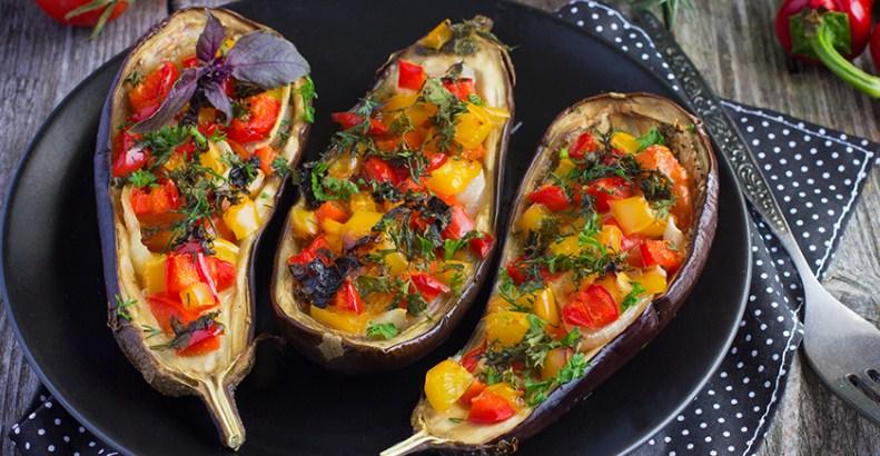 Блюда из овощей в постные дни