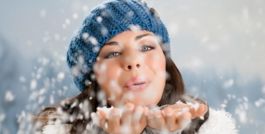 Ухаживаем за кожей зимой