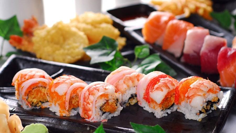 Технология приготовления суши