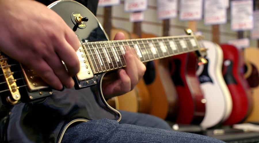 Интересное о гитаре. Все для ценителей музыки