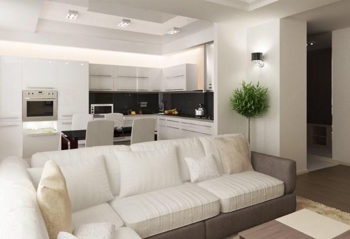 Современные решения в дизайне потолков