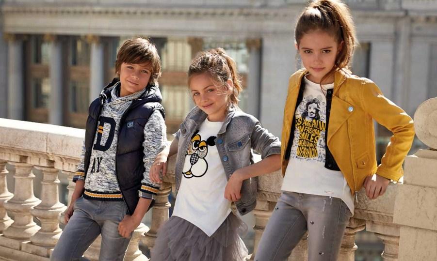 Подростковая мода для девочек осень-зима 2017-2018