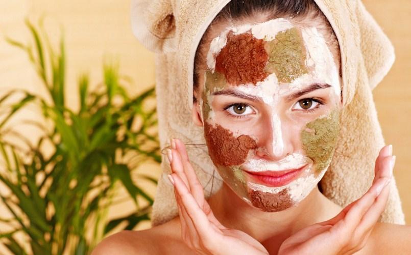 Маски для жирного типа кожи лица