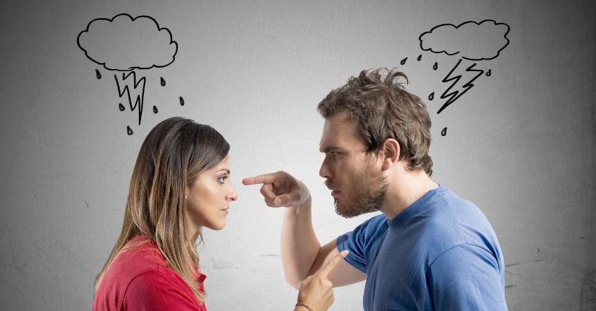 Кризис в семейных отношениях