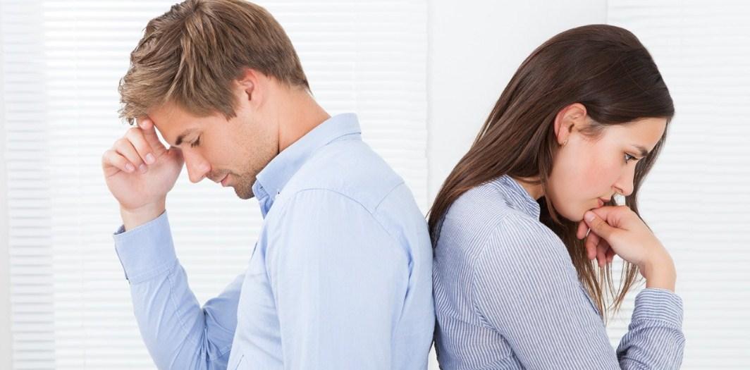 Годы кризисов в браке