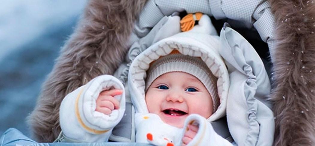 Как одеть ребенка на прогулку?