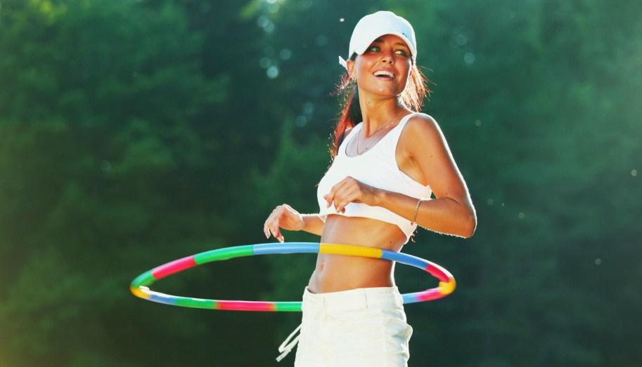 Как похудеть с помощью обруча, сколько крутить обруч?