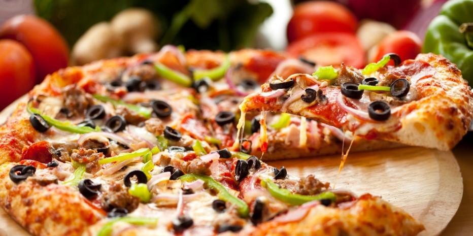 Классические пиццы