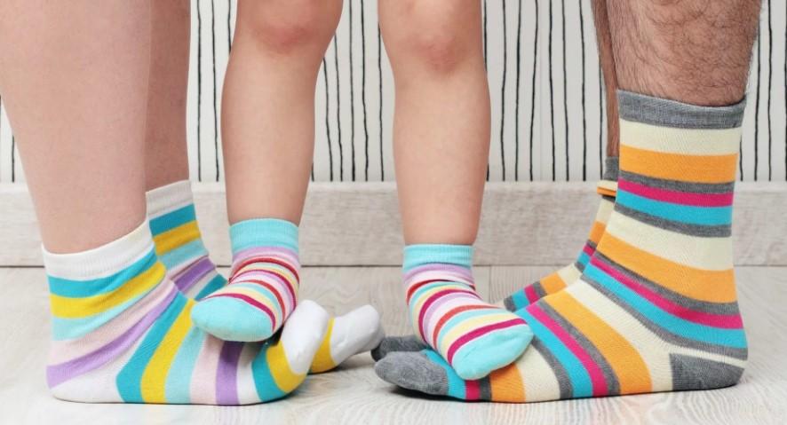 Особенности выбора мужских носков