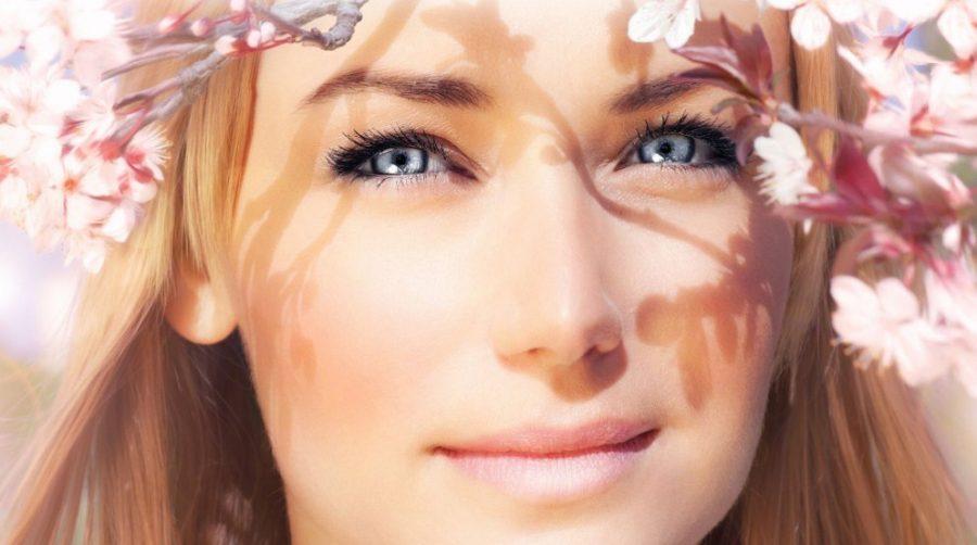 Весенний макияж, типажи женской красоты