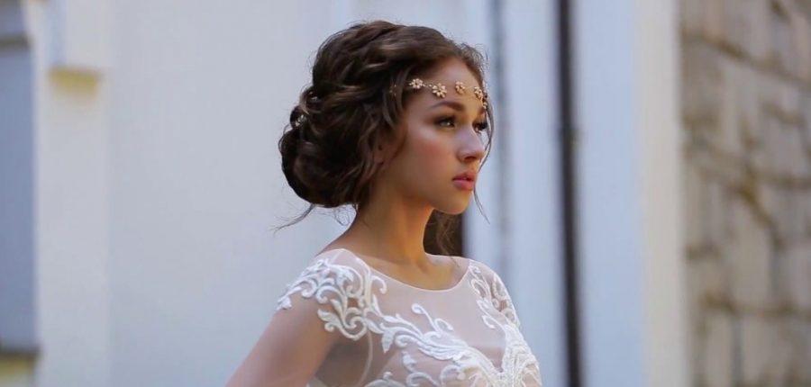 Смотри! Модные свадебные платья 2018 года